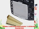 Professional Hard LCD Protect Cover Screen Protector for NIKON D300 Camera   JB Digital Soft