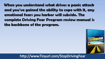 Reviews On The Driving Fear Program - The Driving Fear Program Does It Work