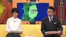 【放送事故】岩手・滝沢市のAKB48握手会の速報で片山祐輔のコメント[バンキシャ!]