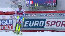 Ski - L'énorme boulette de Julien Lizeroux...