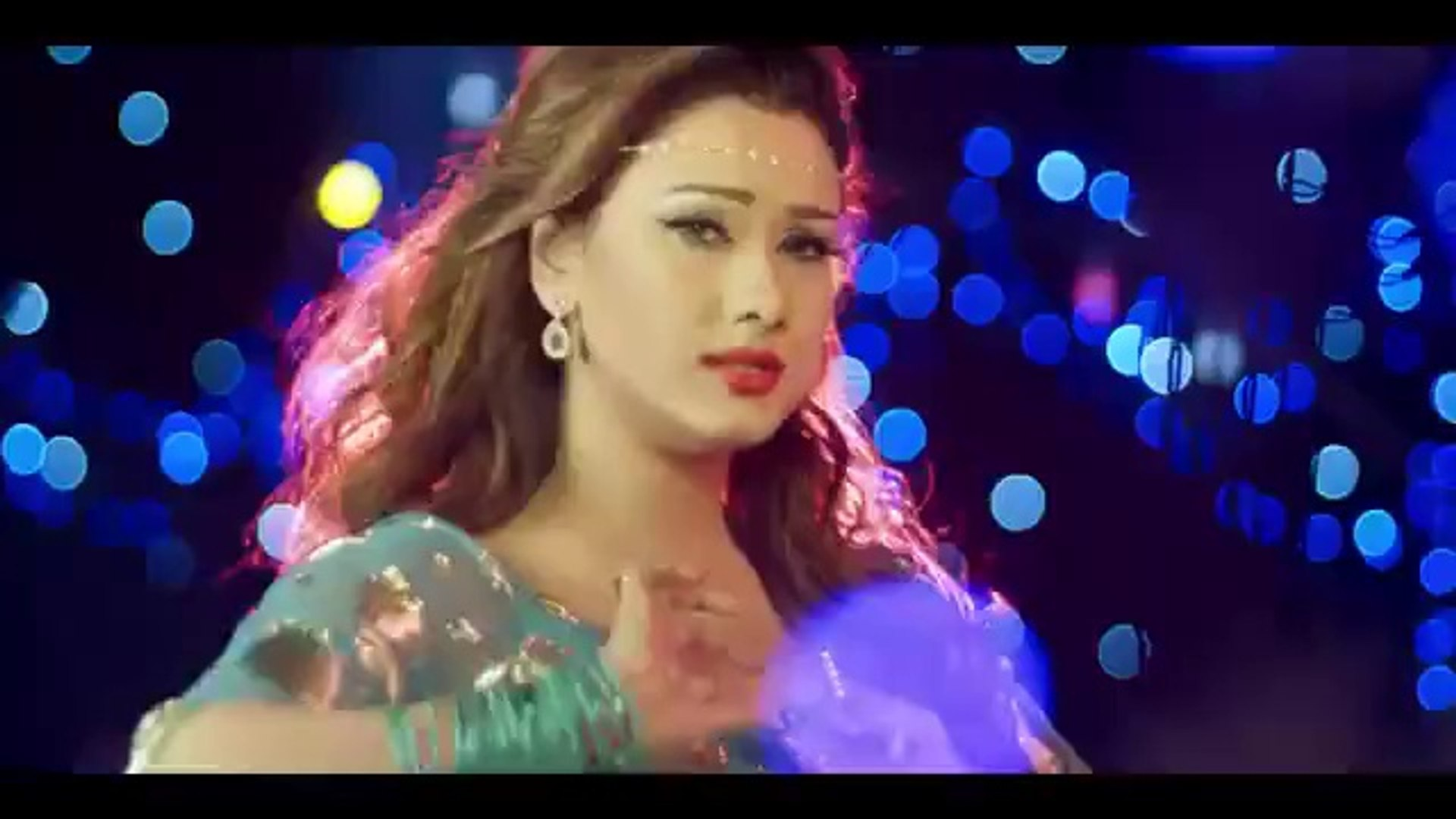Bangla gaan song bangladesh bengali Pan Jorda Chomon Item Song (2015) Bengali Movie Song  Bobby Mish