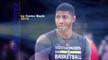 Le retour de Paul George