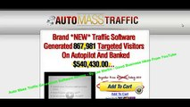 Auto Mass Traffic Generation Software Review Plus Discount Talking