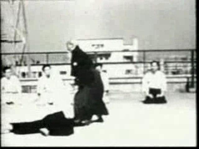 MORIHEI UESHIBA (TAKEMUSU--II)