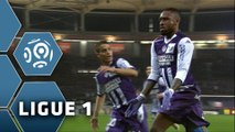 But Jean-Armel KANA-BIYIK (61ème) / Toulouse FC - Girondins de Bordeaux (2-1) - (TFC - GdB) / 2014-15