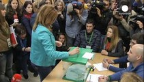 Spanien verfolgt mit Spannung Parlamentswahl in Andalusien