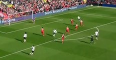 Juan Mata incredible Bicycle Kick Goal   Liverpool vs Manchester United 0-2