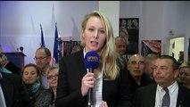 """Marion Maréchal-Le Pen : """"Le plafond de verre du FN n'est pas atteint"""""""