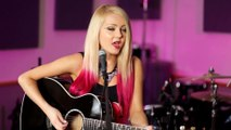 Mark Ronson - Uptown Funk ft. Bruno Mars (Acoustic Cover by Alexi Blue) - Official Music Video
