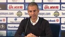 Fenerbahçe Teknik Direktörü İsmail Kartal Emenike İçin Çok Dua Ettim O Olaydan Sonra Gol Atar Diye...