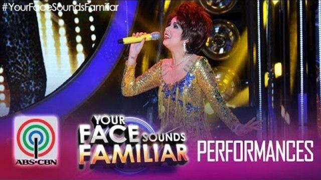 "Your Face Sounds Familiar: Maxene Magalona as Pilita Corales - ""Kapantay ay Langit"""