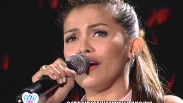 KZ Tandingan sings 'Mahal Ko o Mahal Ako' on ASAP