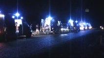 Kayseri'de Trafik Kazası: 1 Ölü, 8 Yaralı