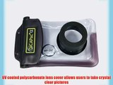 Underwater Waterproof case for Canon Powershot SD500550700IS850IS890IS