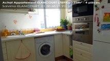 A vendre - appartement - ELANCOURT (78990) - 4 pièces - 71m²