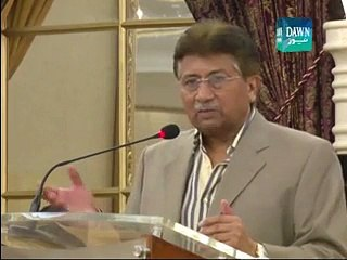 Pervez Musharraf Announced To Participate in Local Bodies Elections 2015