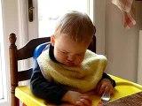 L'heure du repas ou l'heure de la sieste