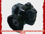 MADE Products CA-1132-BLK Camera Armor for Canon EOS 40D Digital SLR (Black)