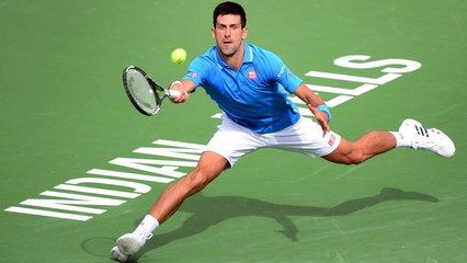 Indian Wells : Djokovic dompte Federer (6-3, 6-7 [5], 6-2)