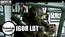 Igor LDT - Freestyle #1 (Live des studios de Generations)