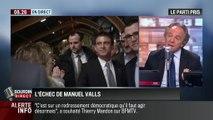 """Le parti pris d'Hervé Gattegno : Départementales: """"Sarkozy a pris des points, Valls a pris un coup"""" – 23/03"""