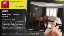 A vendre - appartement - BOURGES (18000) - 2 pièces - 79m²