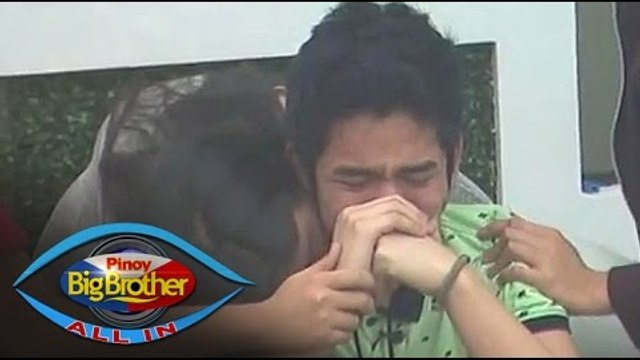 PBB: Joshua gets emotional after being nominated