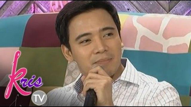 Erik Santos admits he is dating Angeline Quinto