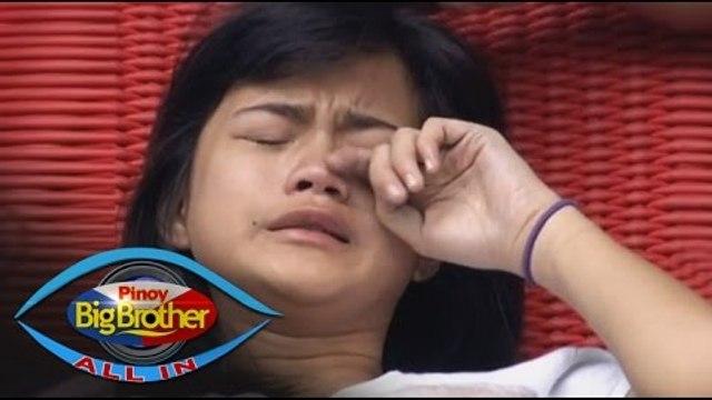 PBB: Maris gets emotional for voting Daniel