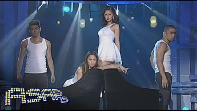 """Kim, Maja in """"Say Something"""" dance showdown"""