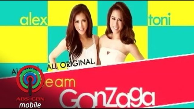 Team Gonzaga on ABS-CBN Mobile