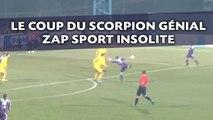 Le coup du scorpion de rêve, la folle bourde de Neuer...  ZAP Sport insolite