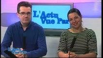 L'Actu vue par les Médias - Marc GENETTI Radio Nostalgie - Laure GIRARD Rédactrice adjointe LMtv Sarthe (18/03/2015)