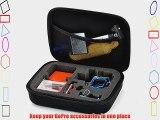 MegaGear Shockproof Protective Case Bag for GoPro GoPro HD GoPro Hero3  HERO4 Sj4000 Accessories