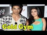 Sexy Riya Sen & Prateik Babbar @ Contest Of Gold Gym Fit & Fab 2013