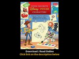 Download Learn to Draw Your Favorite DisneyPixar Characters Featuring Woody Buzz Lightyear Lightning McQueen Mater and other favorite characters Licensed Learn to Draw By Disney Storybook Artists PDF