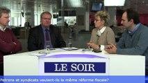 Débat vidéo : patrons et syndicats veulent-ils la même réforme fiscale?