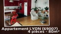 A vendre - Appartement - LYON (69007) - 4 pièces - 80m²