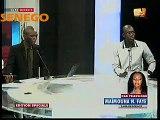 Les larmes de Yawou Dial après la condamnation de Karim Wade