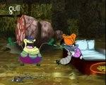 oggy et les cafards 087   Le cousin de la cambrousse  funny cartoon new cartoons, animation