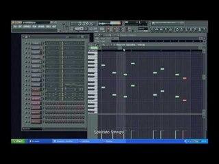 5xL Beats - 1st Beat making video