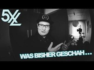 WAS BISHER GESCHAH...