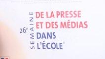 [ARCHIVE] Éducation aux médias : déplacement de Najat Vallaud-Belkacem et Fleur Pellerin au collège Guy Flavien
