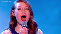 Lucy O'Byrne performs 'When You Wish Upon A Star' - The Live Quarter Finals: The Voice UK 2015 - BBC