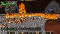 MUTANT CREEPER VS ENDER GOLEM - MInecraft Mob Battles - Mods