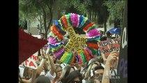 """La """"Marcha por la vida"""" se tomó las calles de Quito"""