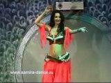 Samira - russian bellydancer (tabla solo) - 2006