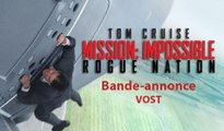 MISSION: IMPOSSIBLE Rogue Nation - Bande-annonce 1 [VOST|HD] (Tom Cruise, Simon Pegg, Jeremy Renner)