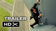 Mission Impossible Rogue Nation Official Trailer (2015) | Tom Cruise | Simon Pegg | Mission Impossible Rogue Nation