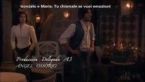 Gonzalo y Maria Gonzalo e Maria  Puntata 658(subita)  Maria dice a Gonzalo di essere incinta!